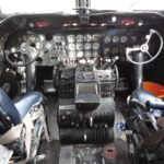 The refurbished flight deck