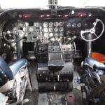 The refurbished flight deck