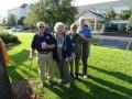DSC07879Dick Lowrance, Margaret Polythress, Debbie and Richard Lowrance