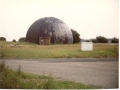 Dome Gunnery Trainer, Security Bld 53rd WRS, Tech Site r