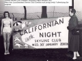 Skyline Club Advertising 30 Jan1958 California Night