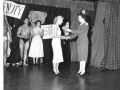 Skyline Club, Burtonwood, 1956, Beauty & Strength, tropy presented by GG Gurlin, Service Club Director