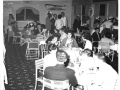 Skyline Club, Burtonwood, 24 Sept 1958, SS America, guests enjoying refreshments aboard