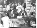 Skyline Club, Burtonwood, March 1957 Knights of the Round Table, see back for names